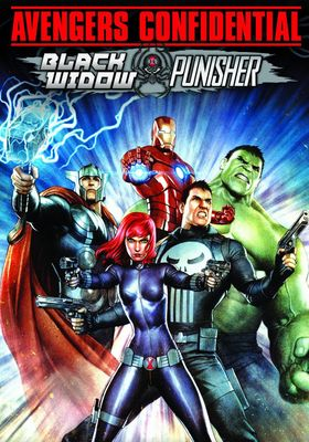 Avengers Confidential: Black Widow & Punisher's Poster