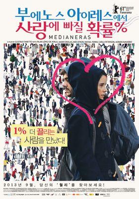 『ブエノスアイレス恋愛事情』のポスター