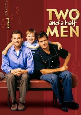 Two and a Half Men Season 1's Poster