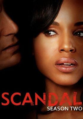 Scandal Season 2's Poster