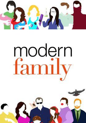 Modern Family Season 11's Poster