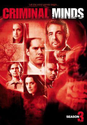 Criminal Minds Season 3's Poster