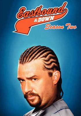 Eastbound & Down Season 2's Poster