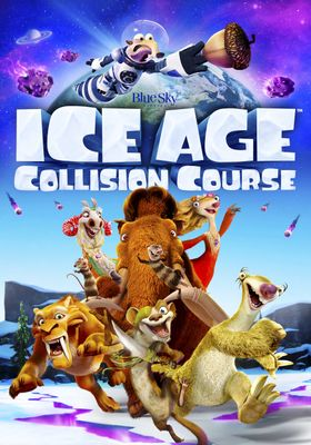 Ice Age: Collision Course's Poster
