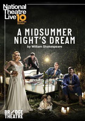 내셔널 씨어터 라이브: 한 여름밤의 꿈의 포스터