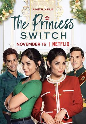 『スイッチング・プリンセス』のポスター