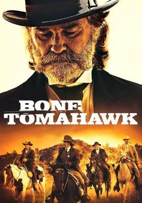 Bone Tomahawk's Poster