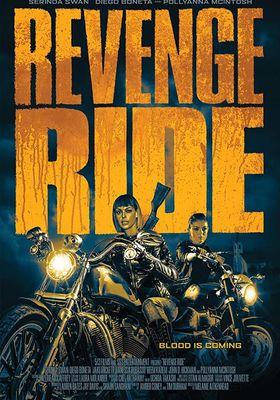 Revenge Ride's Poster