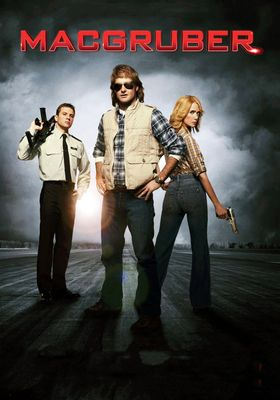 MacGruber's Poster