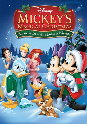 Mickey's Magical Christmas: Snowed in at the House of Mouse's Poster