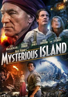 Mysterious Island's Poster