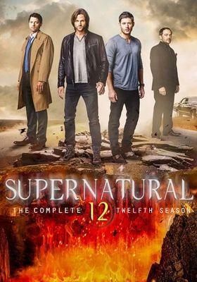 Supernatural Season 12's Poster