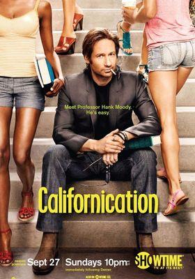 캘리포니케이션 시즌 3의 포스터
