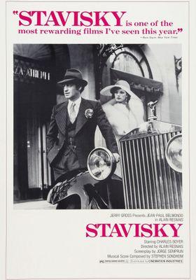 Stavisky...'s Poster
