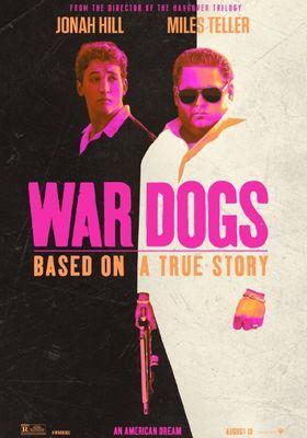 『ウォー・ドッグス』のポスター