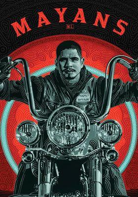 『Mayans MC』のポスター