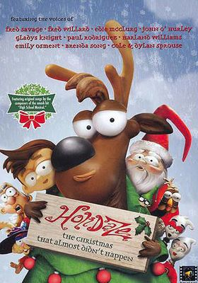 Holidaze: The Christmas That Almost Didn't Happen's Poster