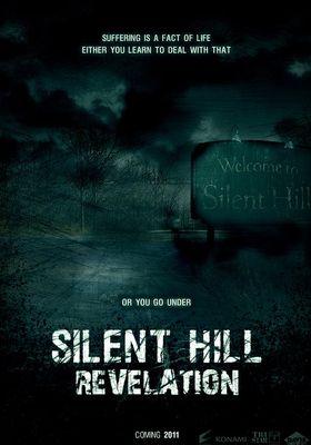 Silent Hill: Revelation 3D's Poster