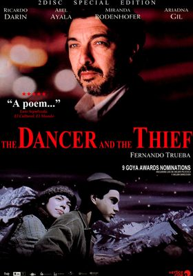The Dancer and the Thief's Poster