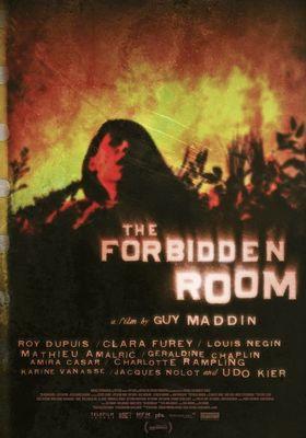 『The Forbidden Room(原題)』のポスター