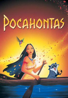 『ポカホンタス』のポスター