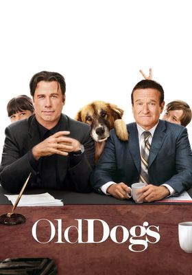 Old Dogs's Poster