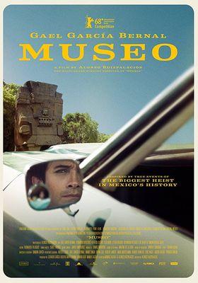 박물관 도적단의 포스터