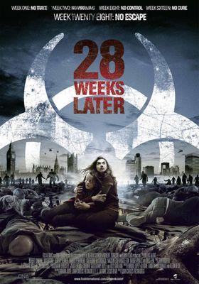28주 후의 포스터