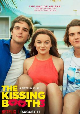 The Kissing Booth 3's Poster