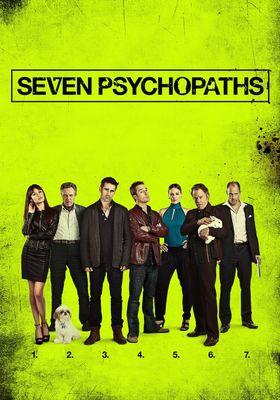 Seven Psychopaths's Poster