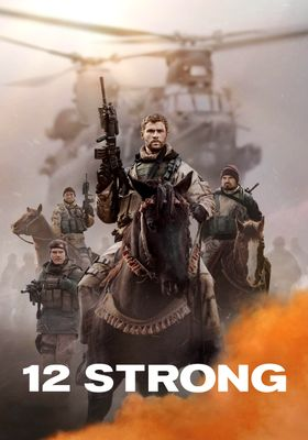 12 Strong's Poster