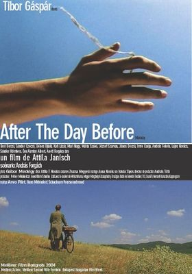 『After The Day Before』のポスター