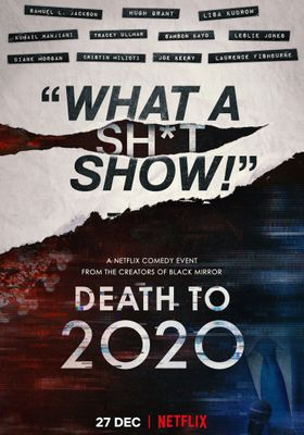 Death to 2020's Poster