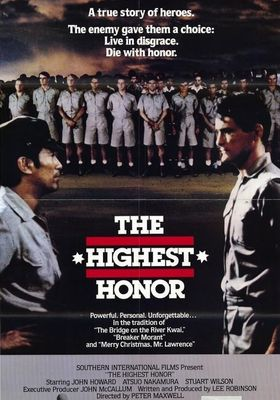 The Highest Honor's Poster