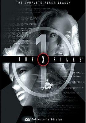X 파일 시즌 1의 포스터