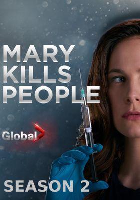 Mary Kills People Season 2's Poster