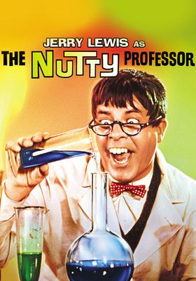 The Nutty Professor's Poster