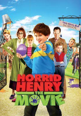 Horrid Henry: The Movie's Poster