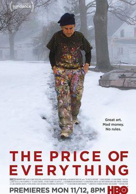 『アートのお値段』のポスター