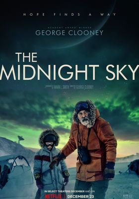 The Midnight Sky's Poster
