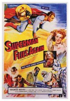 슈퍼맨 - 54년작 2의 포스터