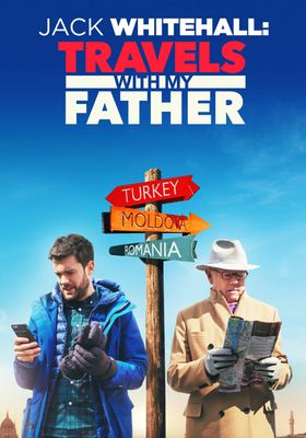 Jack Whitehall: Travels with My Father Season 4's Poster