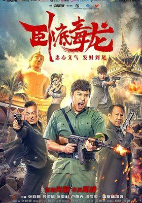 『Operation Undercover 2: Poisonous Dragon(英題)』のポスター