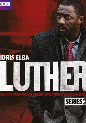 『LUTHER/刑事ジョン・ルーサー2』のポスター