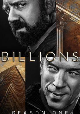 Billions Season 1's Poster