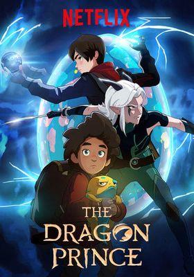 The Dragon Prince Season 2's Poster