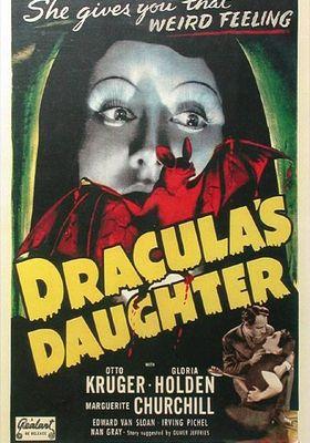 드라큐라의 딸의 포스터