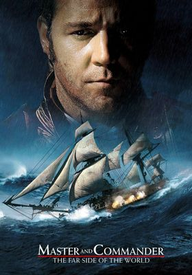 Master and Commander: The Far Side of the World's Poster
