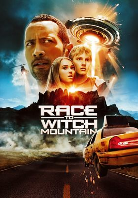 Race to Witch Mountain's Poster