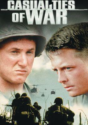 Casualties of War's Poster